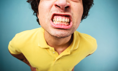 1-6 ارتباط دندان قروچه و ارتودنسی