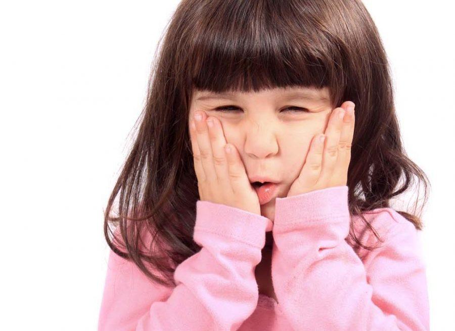 درمان دندان درد کودکان