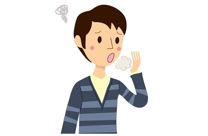 درمان بوی بد دهان در کودکان