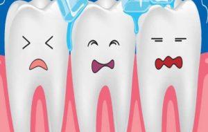 درمان خانگی ساییدگی دندان