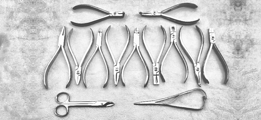 ابزارهای ثابت ارتودنسی