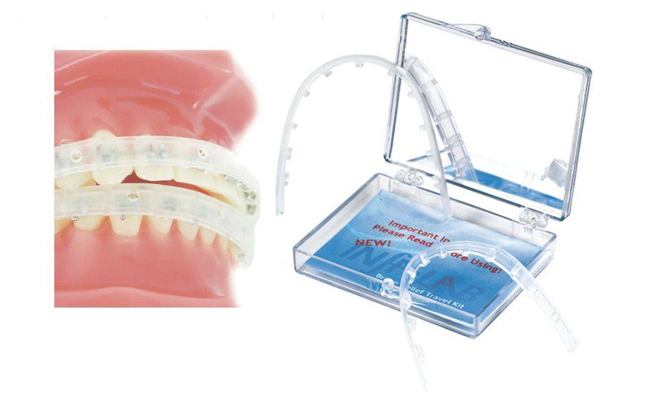 سیلیکون دندان جایگزین موم ارتودنسی